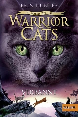 Broschiertes Buch »Verbannt / Warrior Cats Staffel 3 Bd.3«