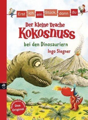 Gebundenes Buch »Der kleine Drache Kokosnuss bei den...«