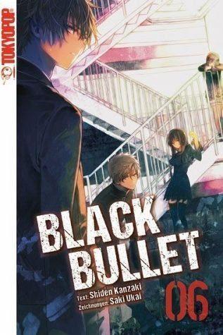 Broschiertes Buch »Black Bullet / Black Bullet Bd.6«