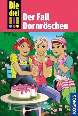 Gebundenes Buch »Der Fall Dornröschen / Die drei Ausrufezeichen...«