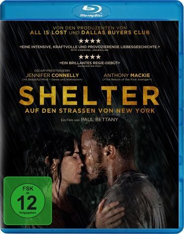 Blu-ray »Shelter - Auf den Straßen von New York«