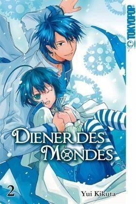 Broschiertes Buch »Diener des Mondes / Diener des Mondes Bd.2«