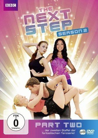 DVD »The Next Step - Season 2, Part Two (2 Discs)«