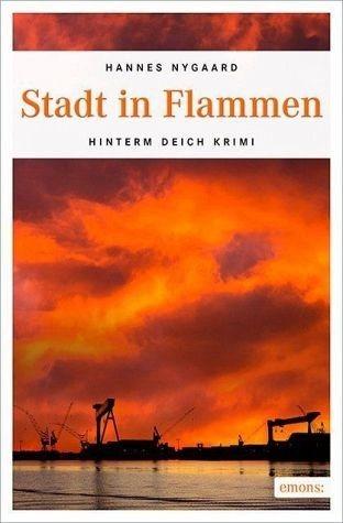 Broschiertes Buch »Stadt in Flammen«