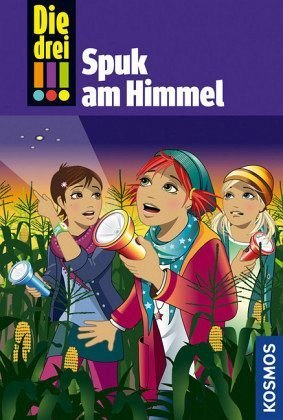 Gebundenes Buch »Spuk am Himmel / Die drei Ausrufezeichen Bd.62«