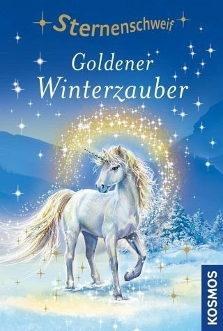 Gebundenes Buch »Sternenschweif 51. Goldener Winterzauber«