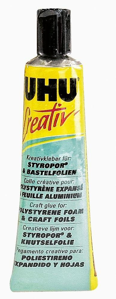 "UHU creativ ""Styropor & Bastelfolie"""