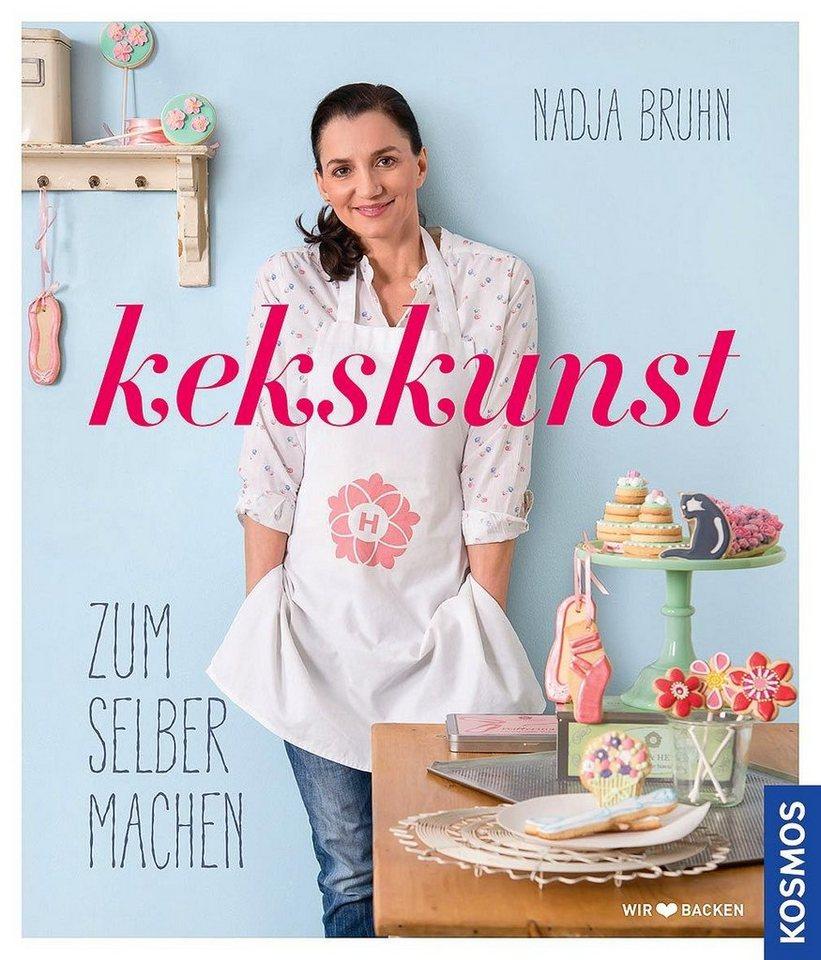 """Birkmann Buch """"Kekskunst zum Selbermachen"""""""