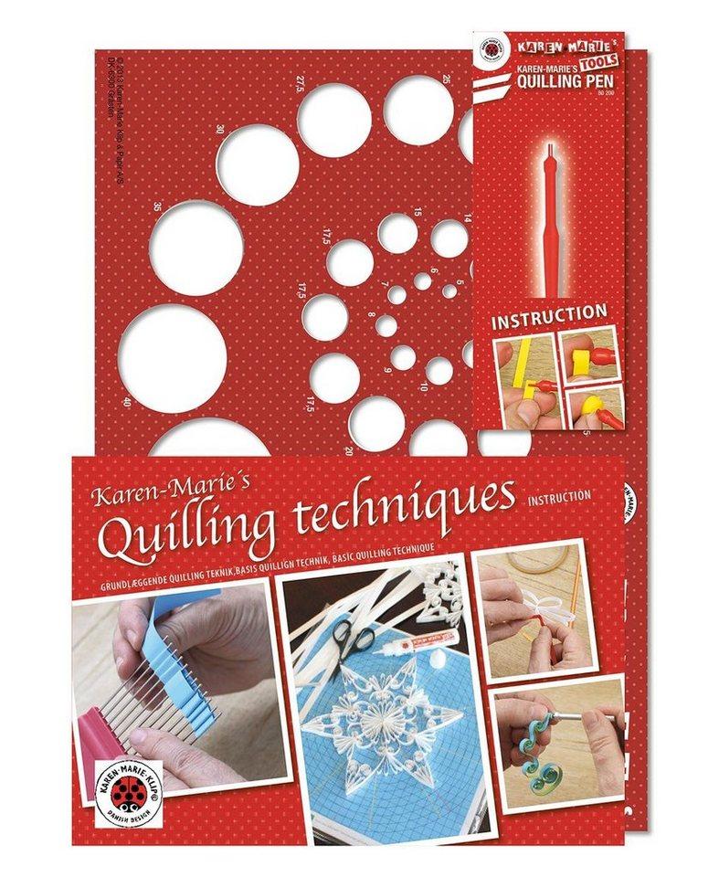 Karen Marie Klip Karen Marie Quilling-Werkzeug-Set