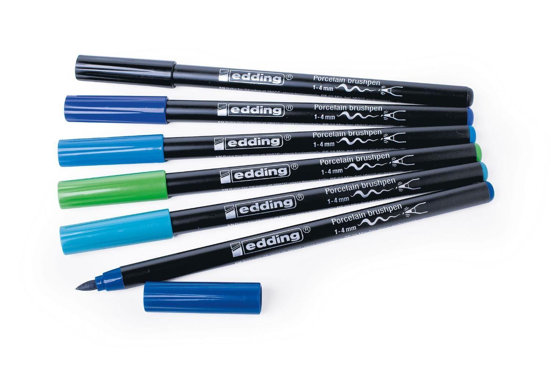 """edding Porzellan-Pinselstift 4200 """"Cool"""""""