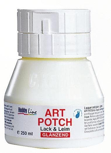 Hobby Line Serviettenlack Art-Potch, 250 ml, gllänzend