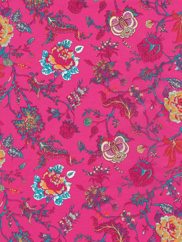 """décopatch Papier """"Pink Flower"""""""