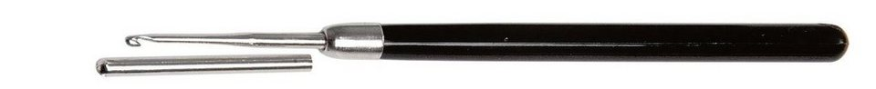 Prym Garnhäkelnadel, Stärke 0,75, mit Schutzhülse