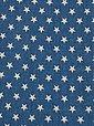 "BeaLena Stoffpaket 5er-Set ""Blue Jeans"" Stoffzuschnitte, Bild 5"