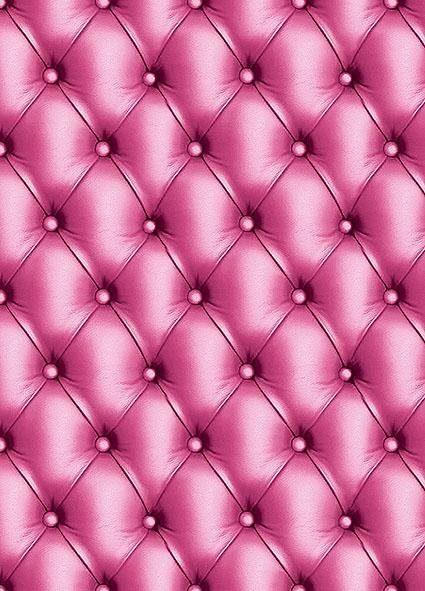 """décopatch Papier """"Chesterfield Pink-Rosa"""", Packung 3 Stück"""