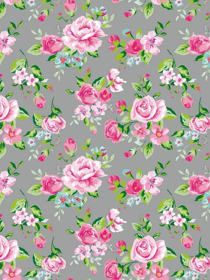"""Décopatch Papier """"Sunny """"Sunny Papier Roses"""" online kaufen e3509c"""