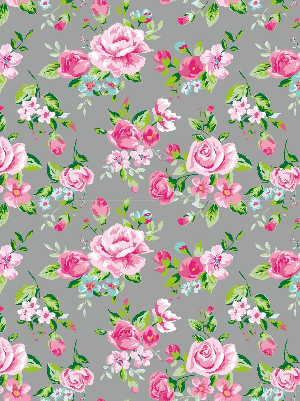 """décopatch Papier """"Sunny Roses"""""""