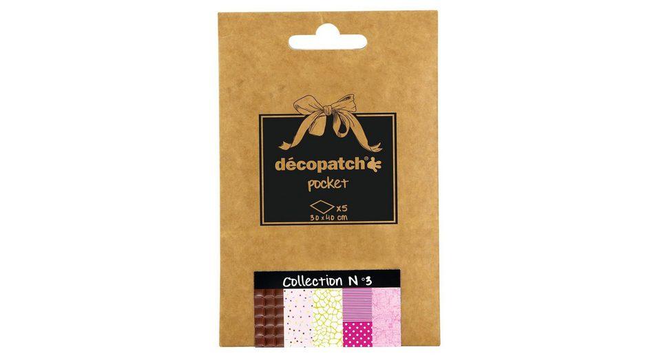 "décopatch Pocket ""Collection No.3"""