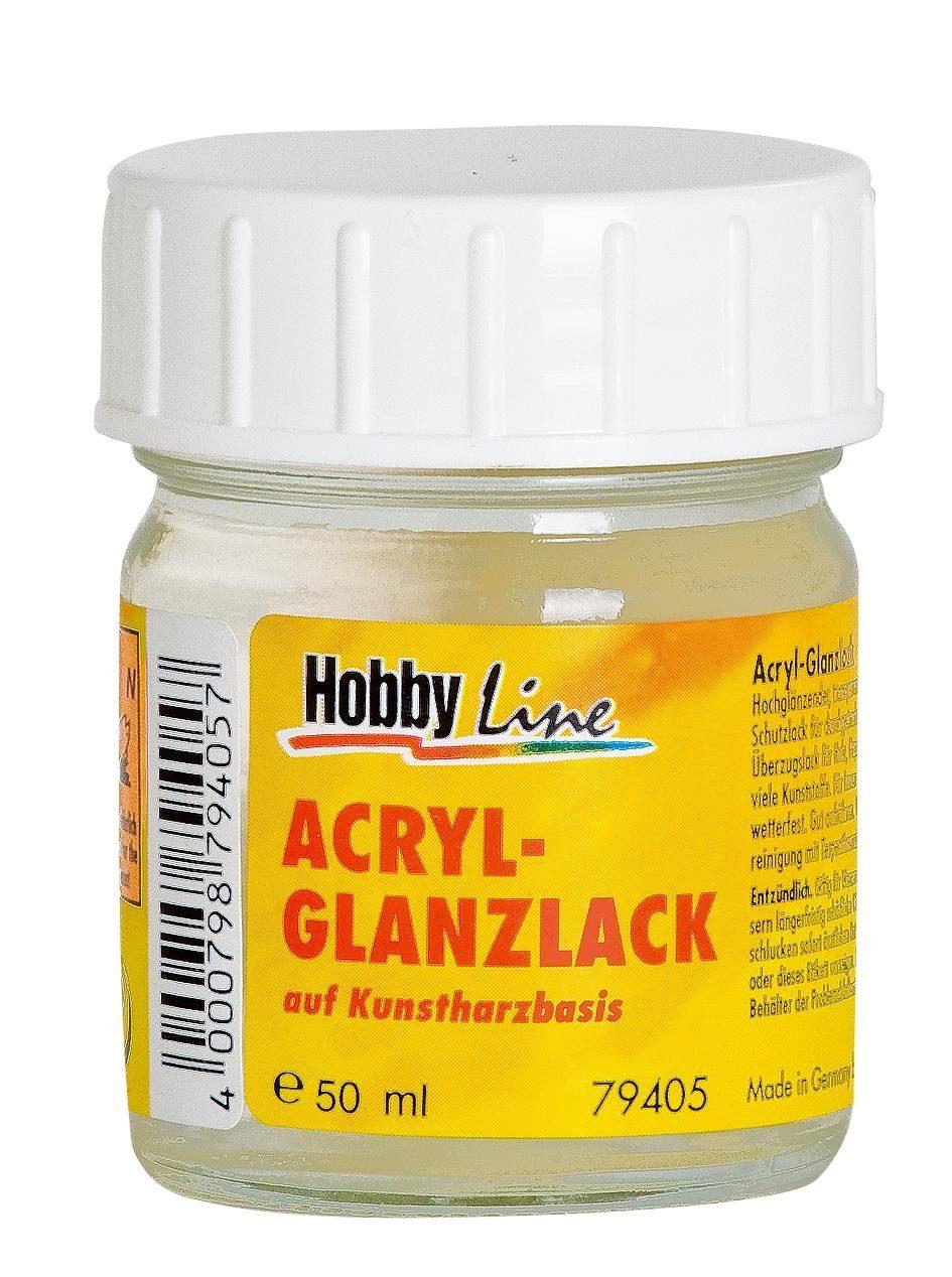 Hobby Line Klarlack, VBS, 50 ml, Glänzend