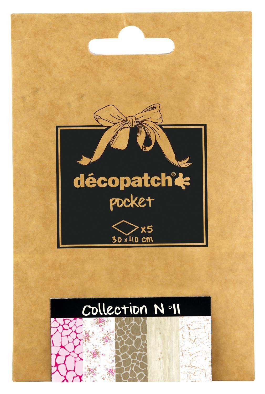"décopatch Pocket ""Collection No.11"""