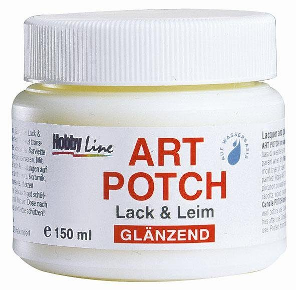 Hobby Line Serviettenlack Art-Potch, 150 ml, gllänzend