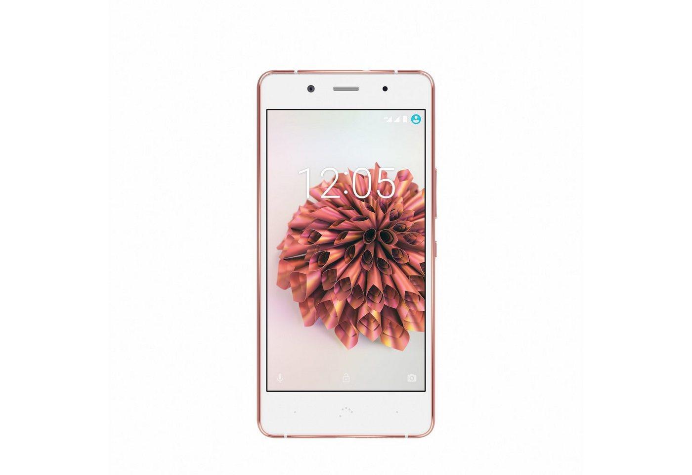 bq Smartphone »Aquaris X5 Plus 32+3 GB« - Preisvergleich