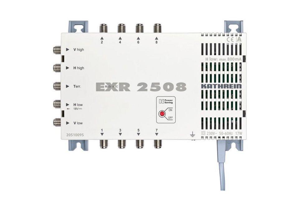 Kathrein Multischalter 5 auf 8 »EXR 2508« in weiss