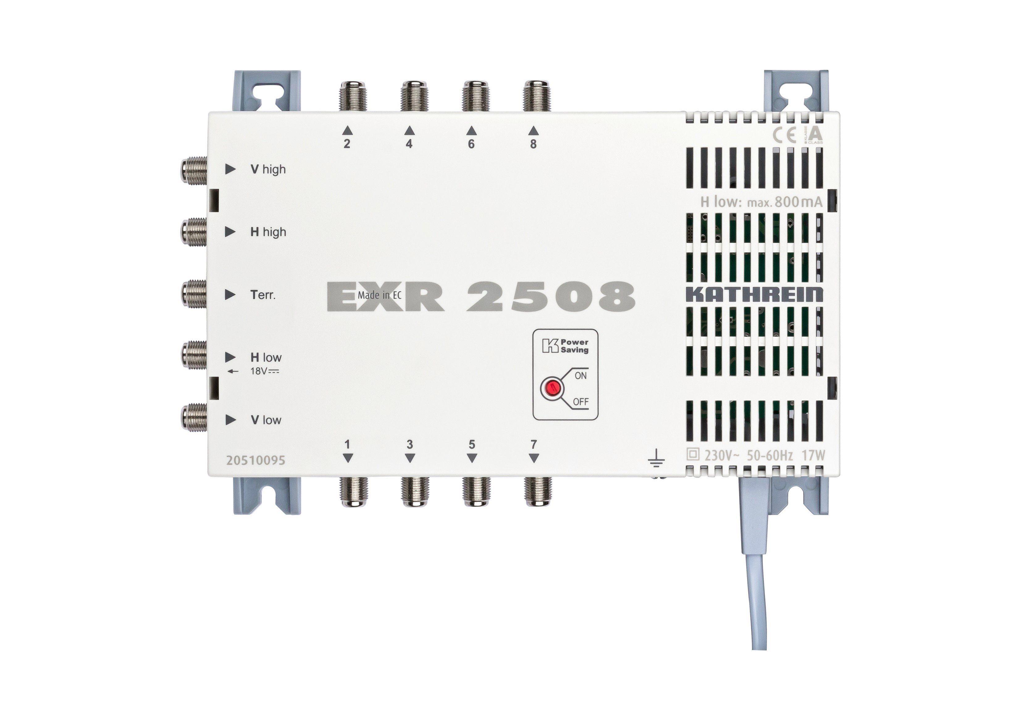 Kathrein Multischalter 5 auf 8 »EXR 2508«
