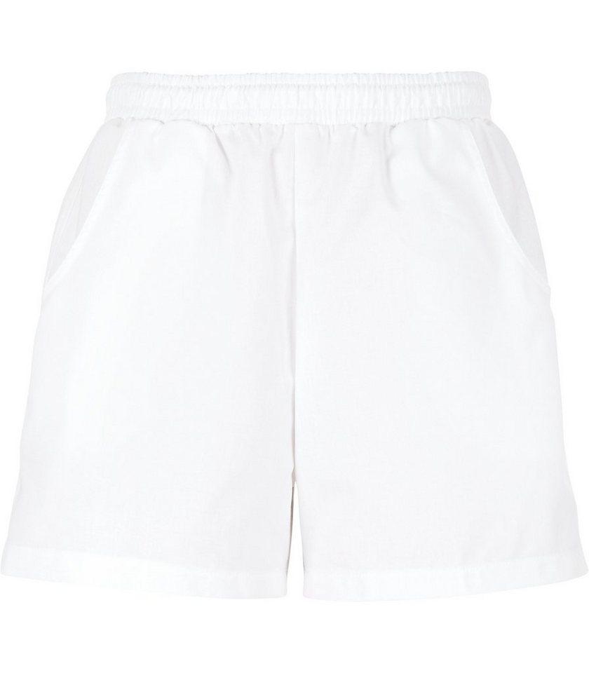 TRIGEMA Shorts 100% Baumwolle in weiss