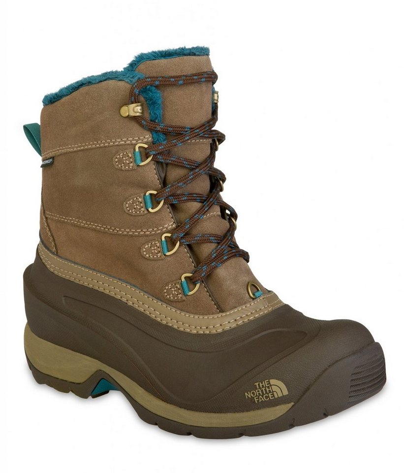 The North Face Kletterschuh »Chilkat III Shoes Women« in braun