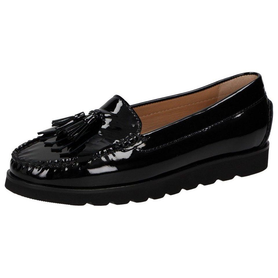 Sioux Slipper »Gracina« in schwarz