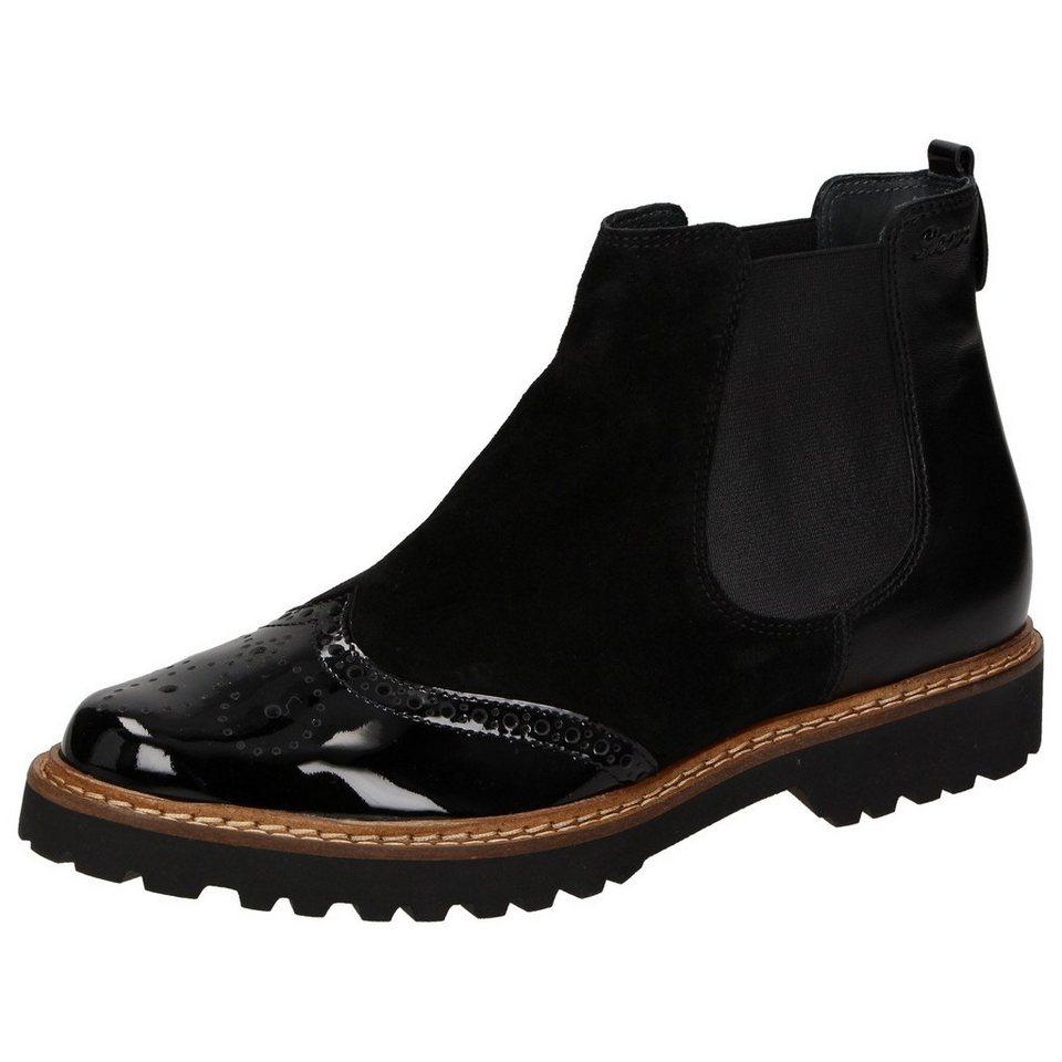 Sioux Stiefelette »Vellisa« in schwarz