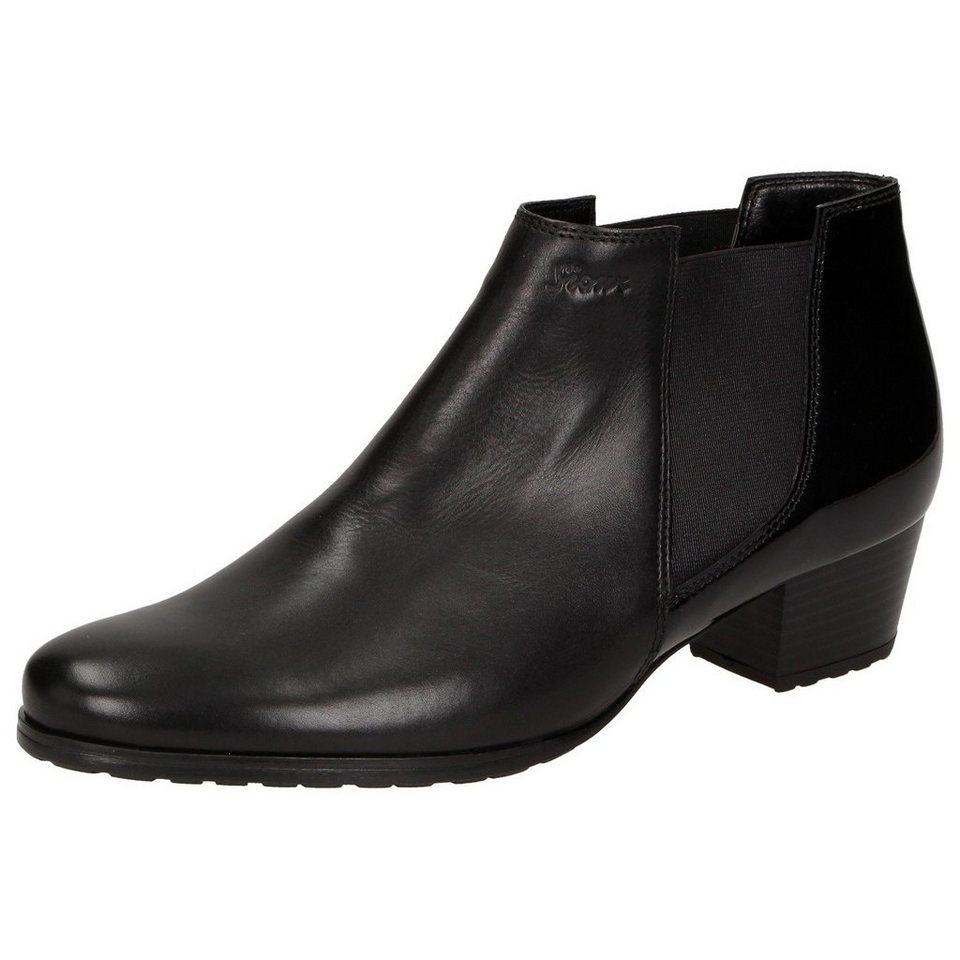 Sioux Stiefelette »Fehima« in schwarz