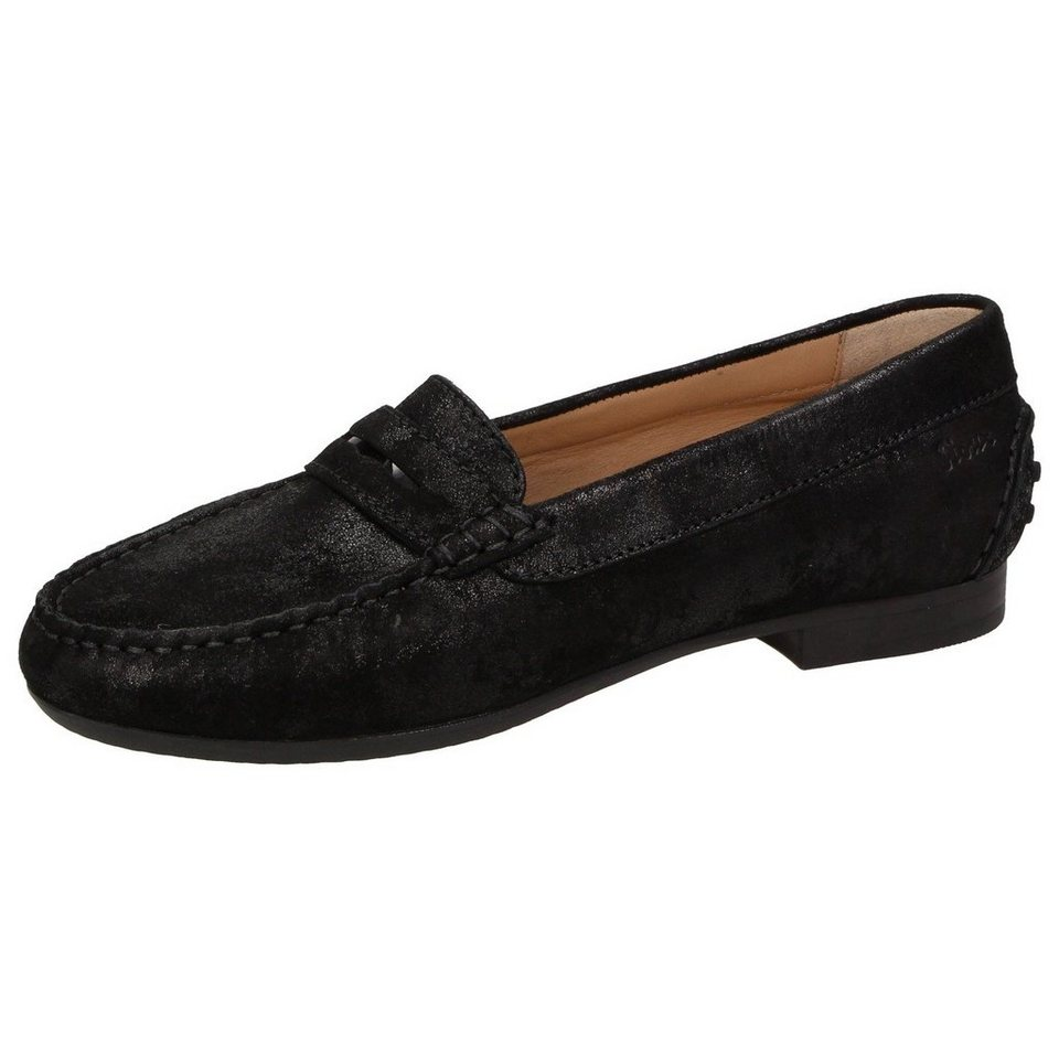 Sioux Slipper »Loana-162« in schwarz