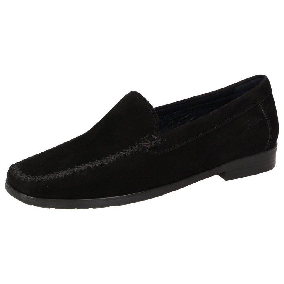 Sioux Slipper »Campina-HW« in schwarz
