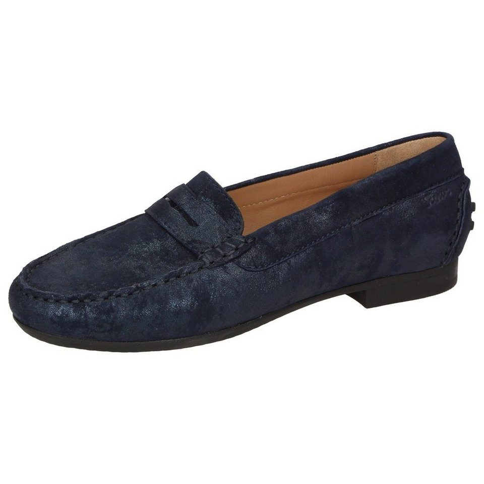 Sioux Slipper »Loana-162« in blau
