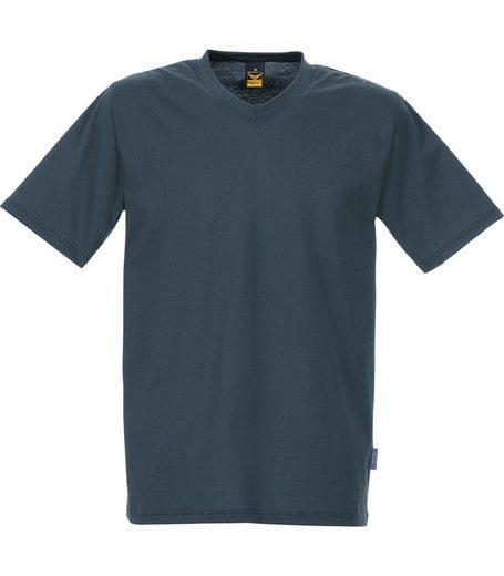 TRIGEMA V-Shirt DELUXE Baumwolle