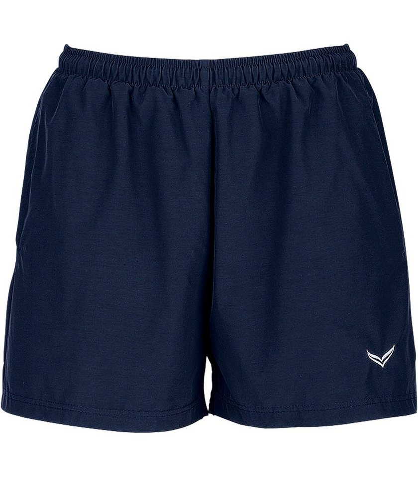 TRIGEMA Sport-Shorts in navy