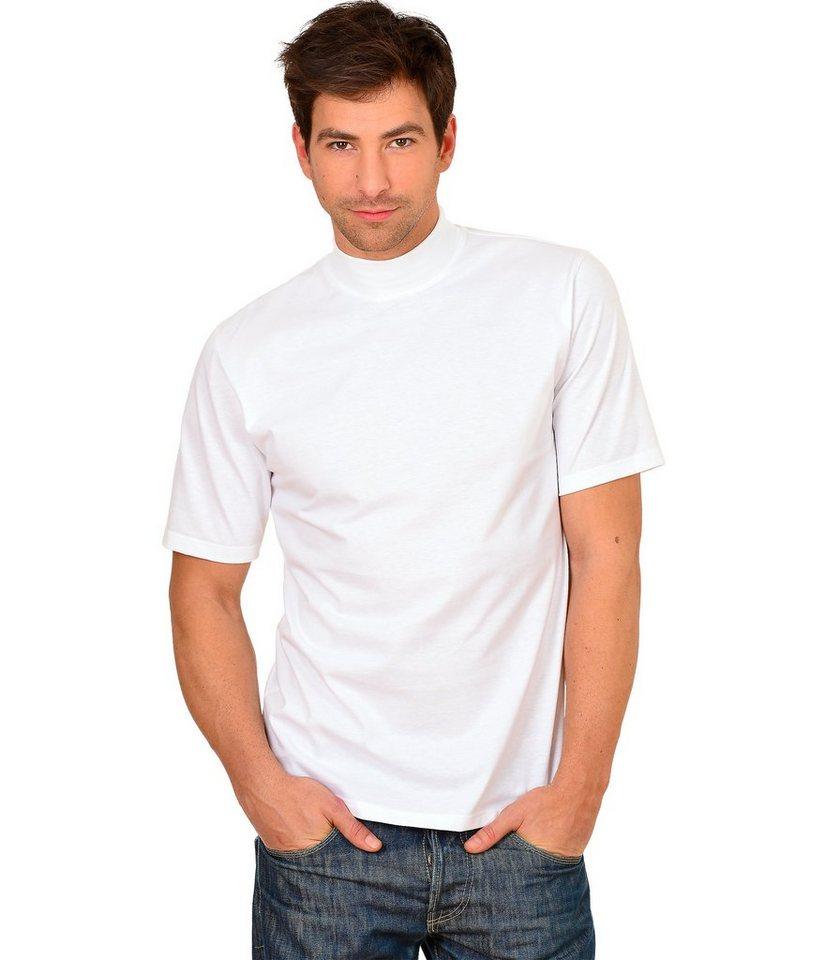 52223fff74 Trigema T-Shirt mit Stehkragen online kaufen | OTTO