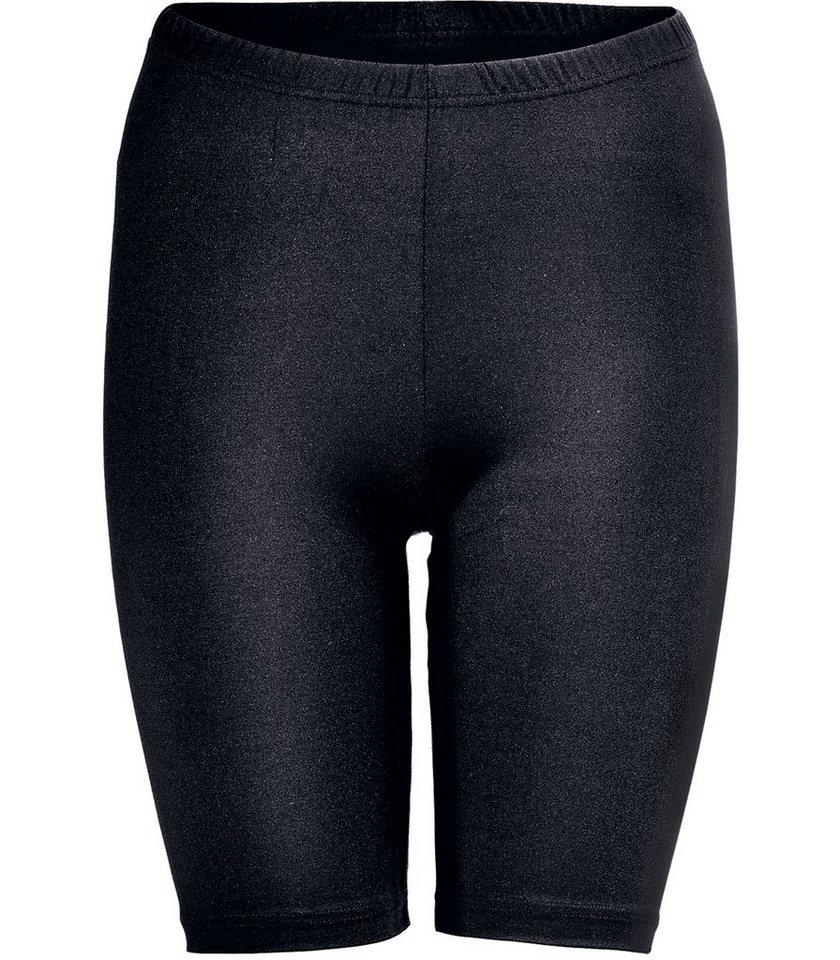 TRIGEMA Sport-Hose in schwarz