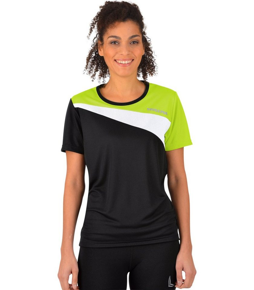 TRIGEMA Sport-Shirt COOLMAX in lemon