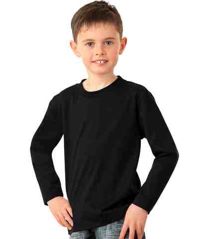 TRIGEMA Langarm Shirt 100% Baumwolle