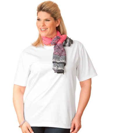 b20cd700bb8400 TRIGEMA T-Shirt DELUXE Baumwolle