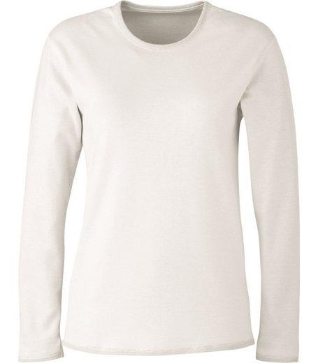 TRIGEMA Langarm Funktions-Shirt