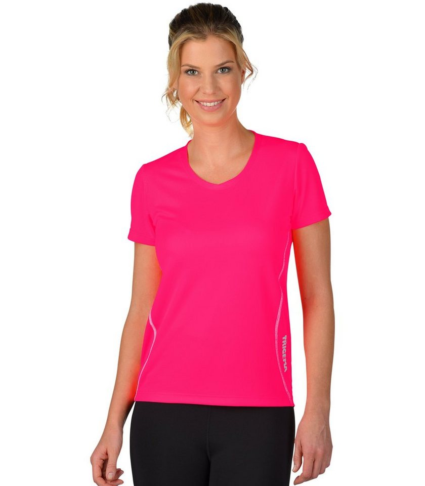 TRIGEMA Sport-Shirt COOLMAX in power-pink