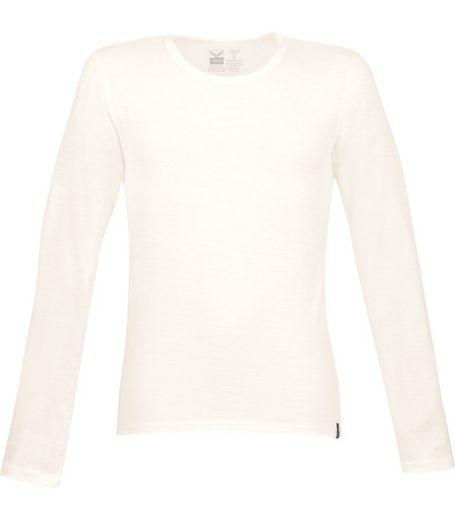 TRIGEMA Sportshirt aus Merinowolle