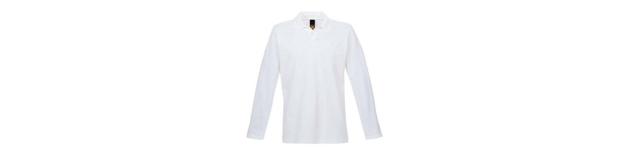 Fit Polo TRIGEMA TRIGEMA Slim Shirt Langarm Langarm xqYw68tWd