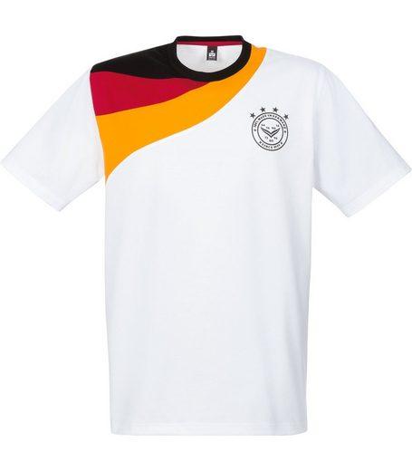 TRIGEMA T-Shirt Deutschland Farben