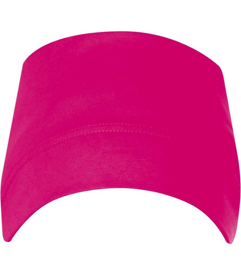 TRIGEMA Soft-Cap in magenta