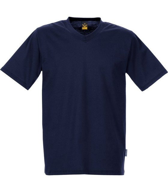 trigema -  V-Shirt DELUXE Baumwolle